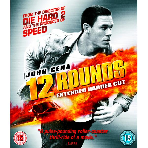 12 Rounds - Extended Harder Cut Blu-Ray