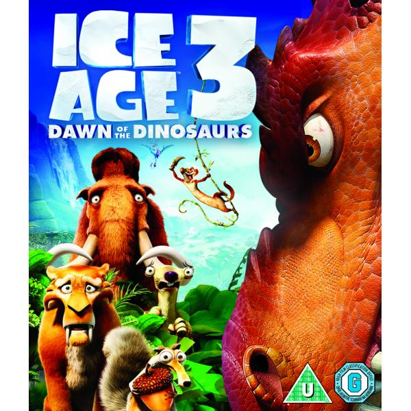 Ice Age 3 - Dawn of the Dinosaurs Blu-Ray