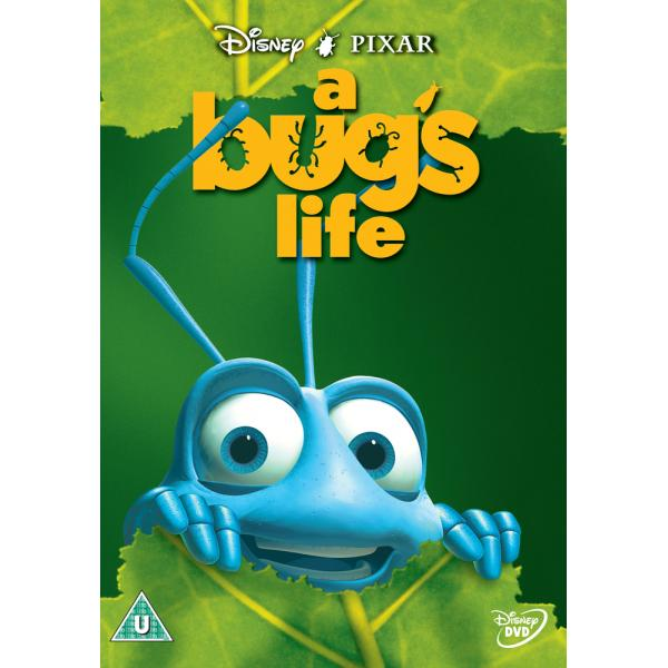 A Bugs Life DVD