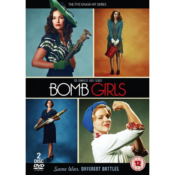Bomb Girls Series 1 DVD