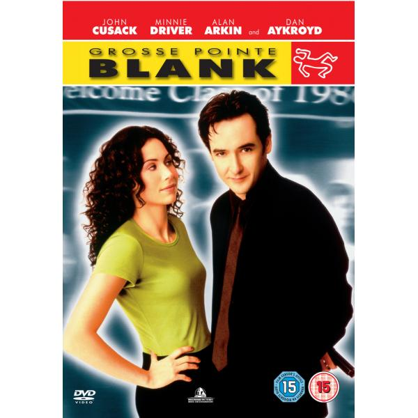 Grosse Point Blank DVD