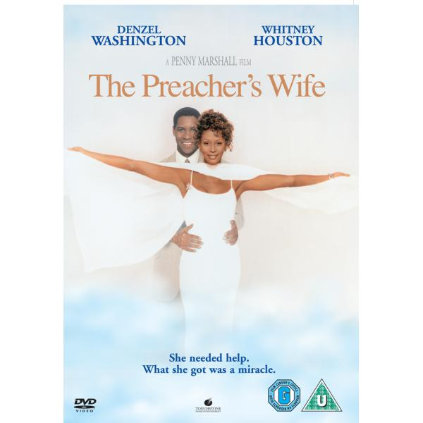 The Preachers Wife DVD