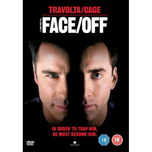 Face / Off DVD