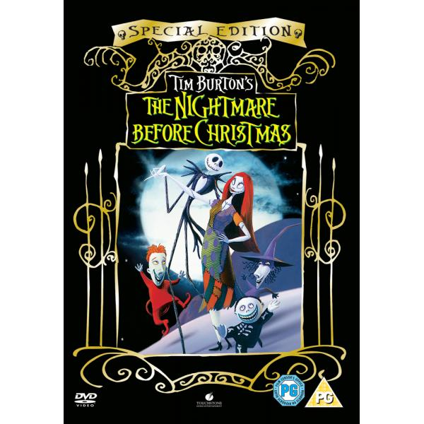 The Nightmare Before Christmas - Special Edition DVD