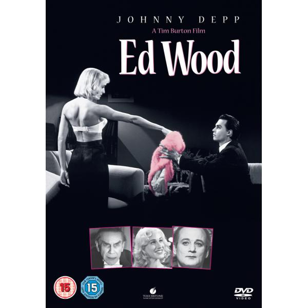 Ed Wood DVD