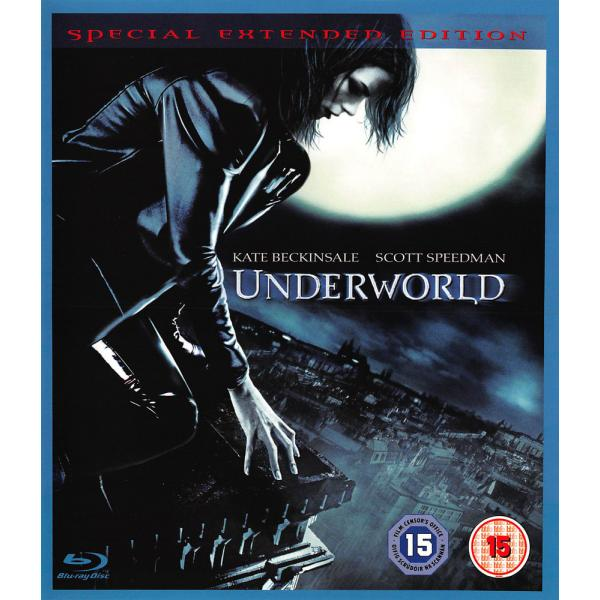 Underworld - Extended Edition Blu-Ray