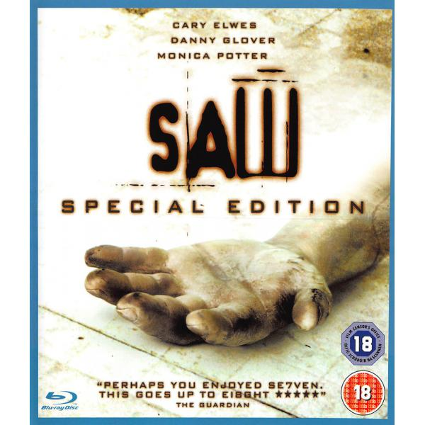 Saw - Special Edition Blu-Ray