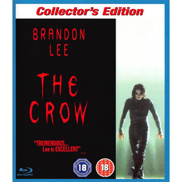 The Crow - Collectors Edition Blu-Ray