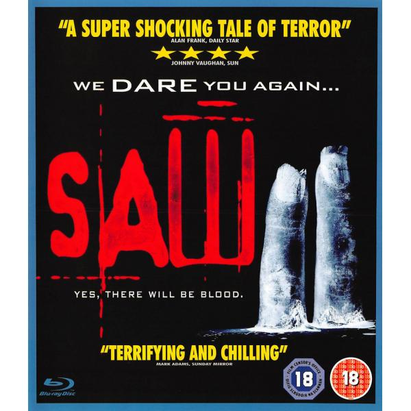 Saw II Blu-Ray