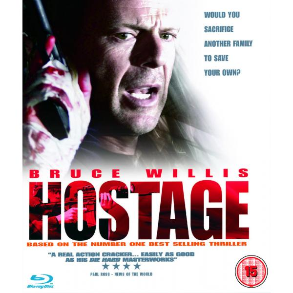 Hostage Blu-Ray