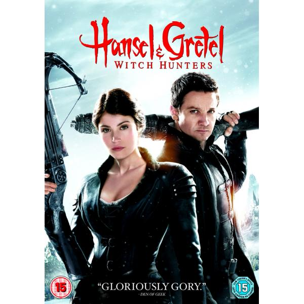 Hansel And Gretel - Witch Hunters DVD