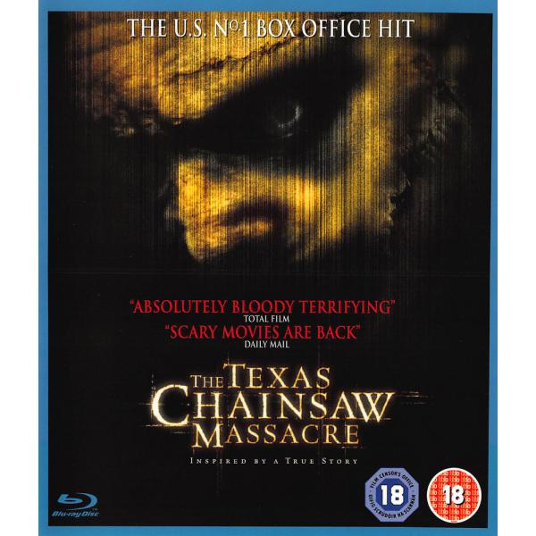 The Texas Chainsaw Massacre Blu-Ray