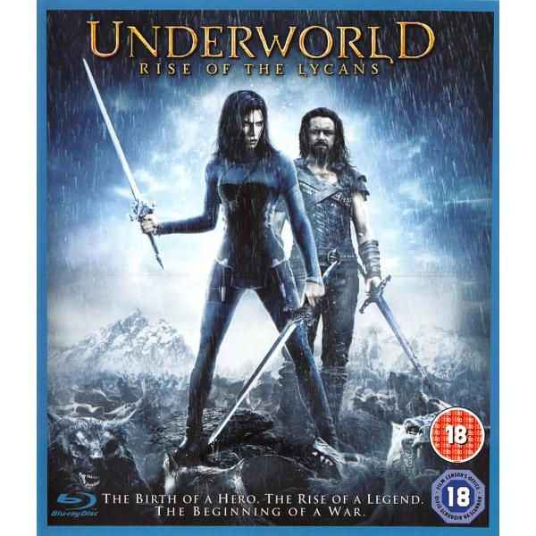 Underworld - Rise Of The Lycans Blu-Ray