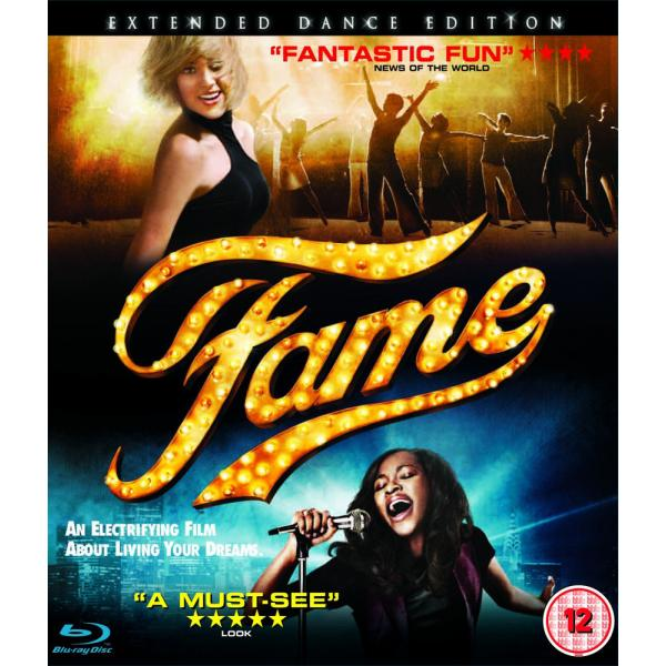 Fame - Extended Dance Edition Blu-Ray