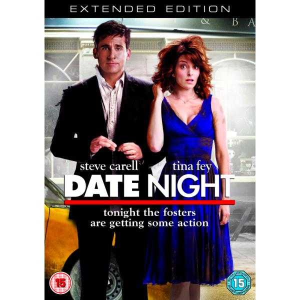 Date Night DVD