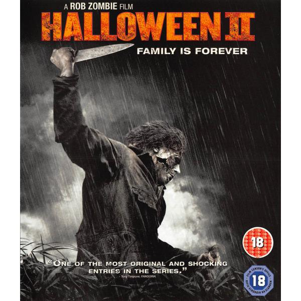 Halloween II - Family Is Forever Blu-Ray