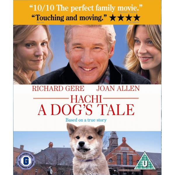 Hachi - A Dogs Tale Blu-Ray