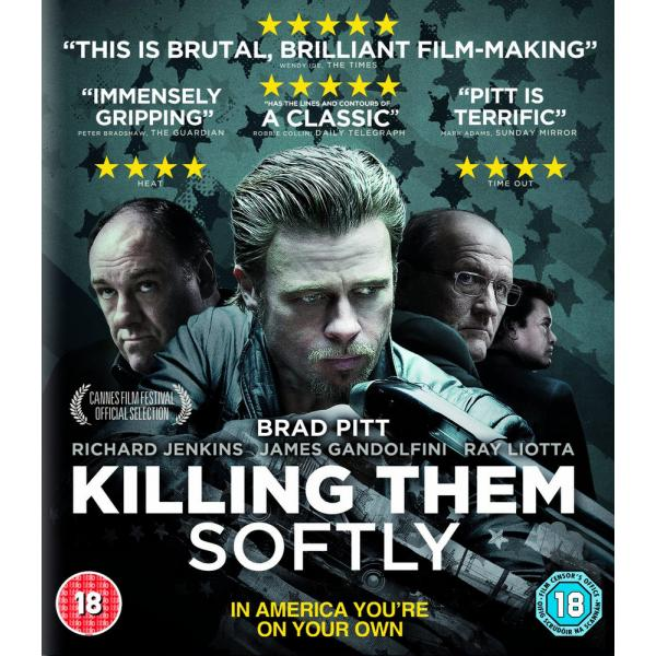 Killing Them Softly Blu-Ray