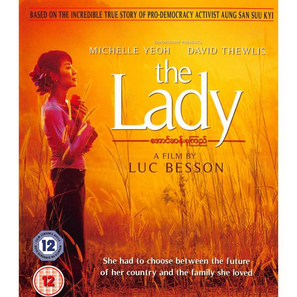 The Lady Blu-Ray
