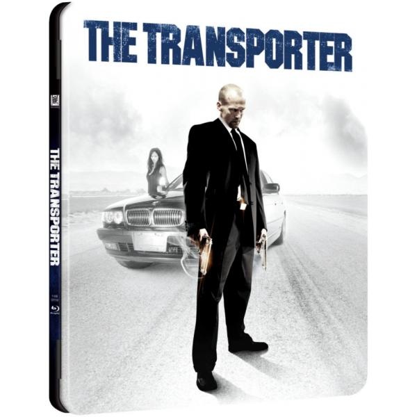 The Transporter Steelbook Blu-Ray