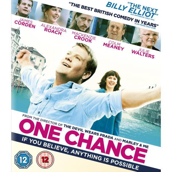 One Chance Blu-Ray