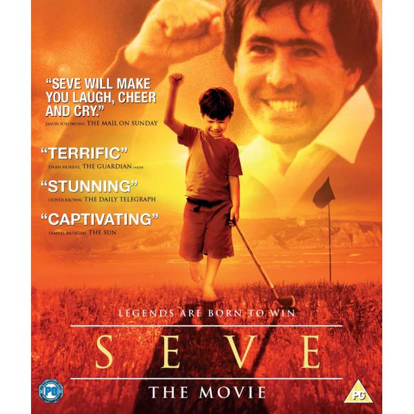 Seve - The Movie Blu-Ray