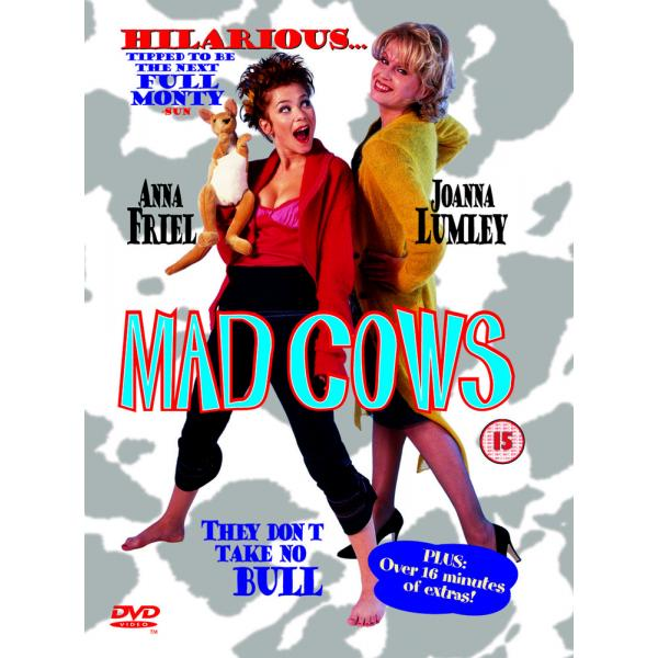 Mad Cows DVD
