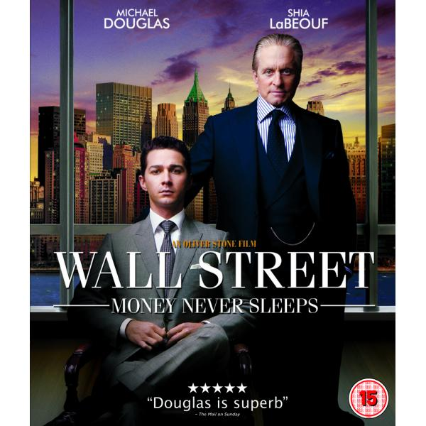 Wall Street - Money Never Sleeps Blu-Ray