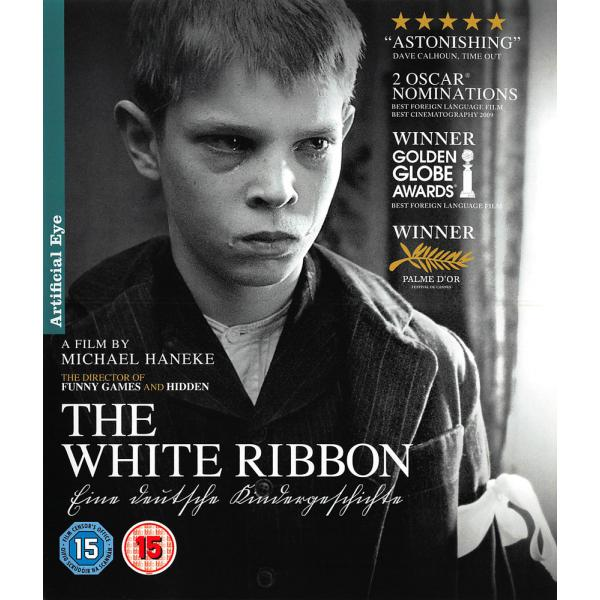 The White Ribbon Blu-Ray