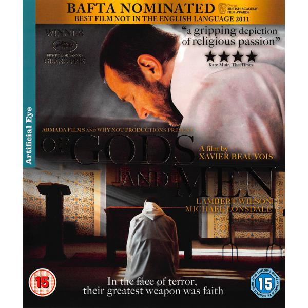 Of Gods And Men Blu-Ray