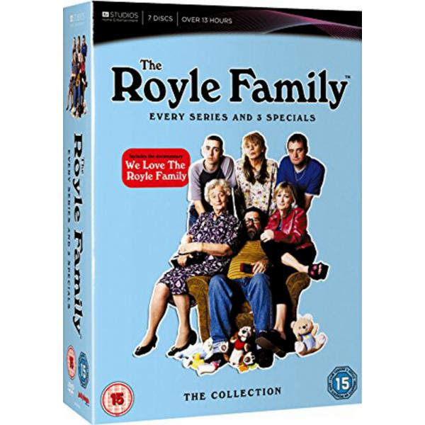 The Royle Family - The Complete Collection DVD