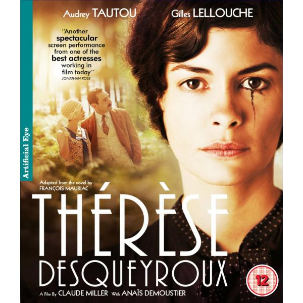 Therese Desqueyroux Blu-Ray