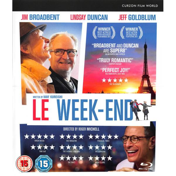 Le Week-End Blu-Ray