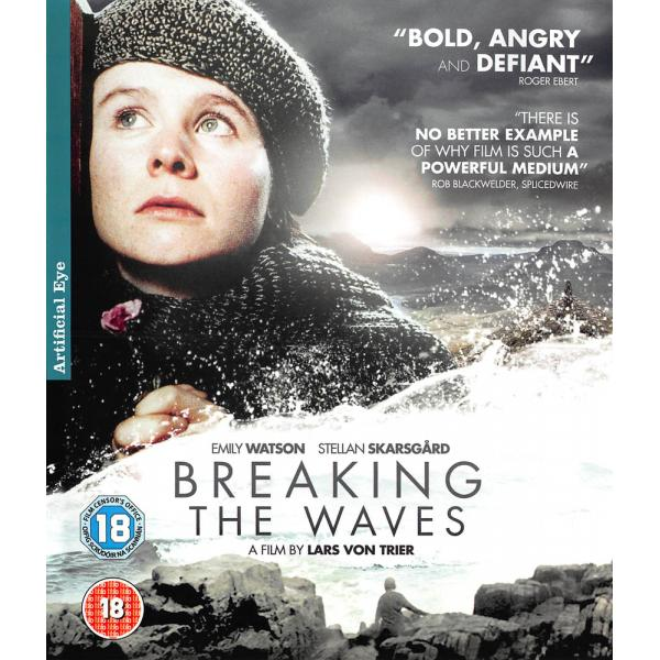 Breaking The Waves Blu-Ray