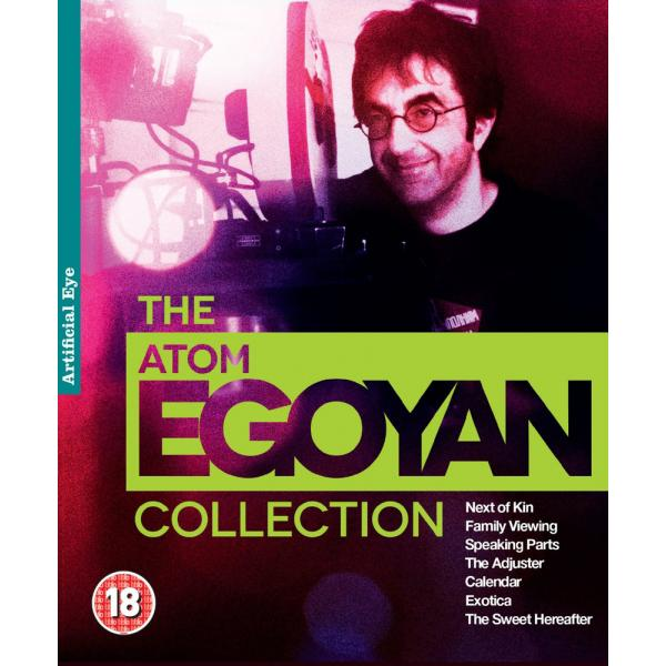 The Atom Egoyan Collection - Exotica / The Adjuster / Family Viewing / The Sweet Hereafter / Calenda Blu-Ray