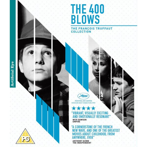 The 400 Blows (Aka Les Quatre Cents Coups) Blu-Ray