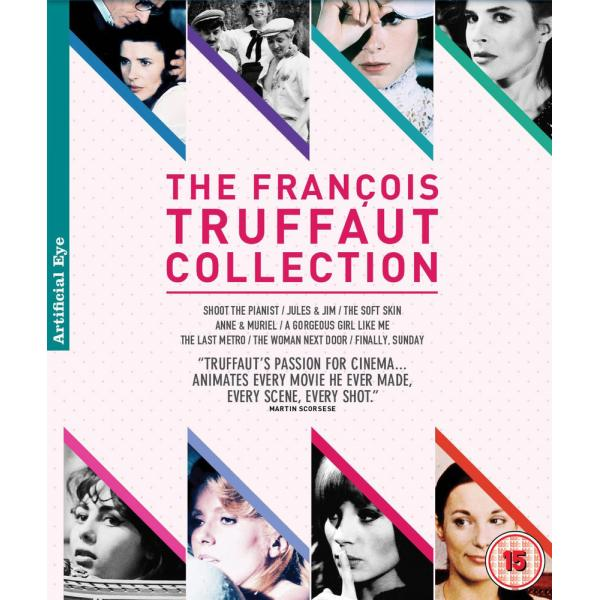The Francois Truffaut Collection (8 Films) Blu-Ray