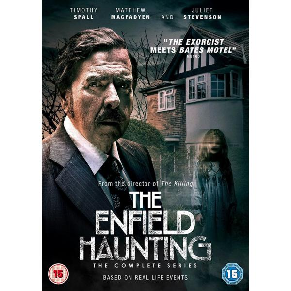 The Enfield Haunting - The Complete Mini Series DVD