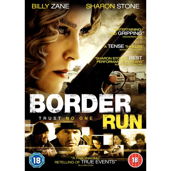 Border Run DVD