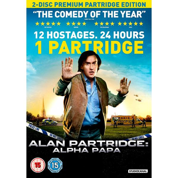 Alan Partridge - Alpha Papa 2 DVD