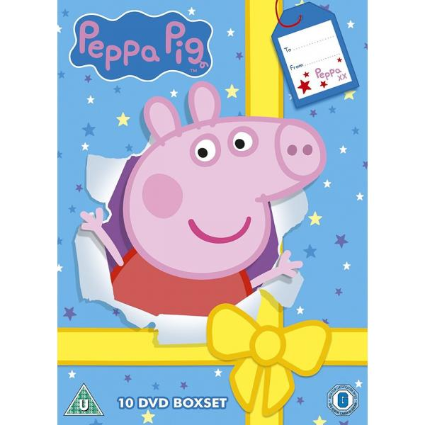 Peppa Pig - Gift Box DVD
