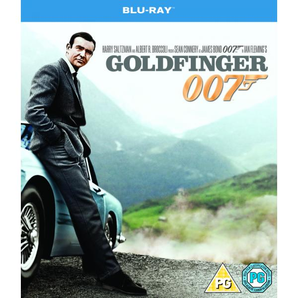 007 Bond - Goldfinger Blu-Ray