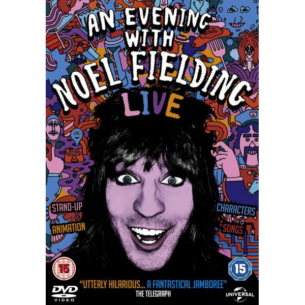 An Evening With Noel Fielding - Live DVD