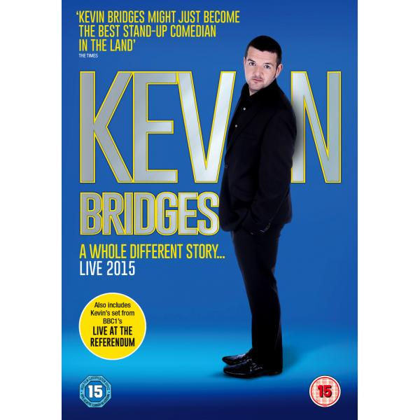Kevin Bridges - A Whole Other Story DVD