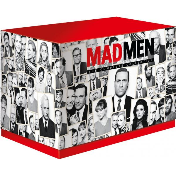 Mad Men Seasons 1 to 7 Complete Collection Blu-Ray
