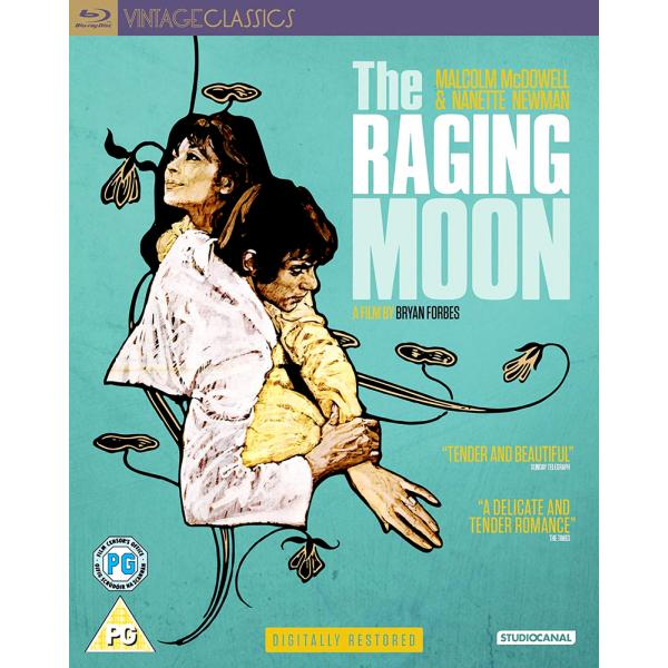 The Raging Moon Blu-Ray