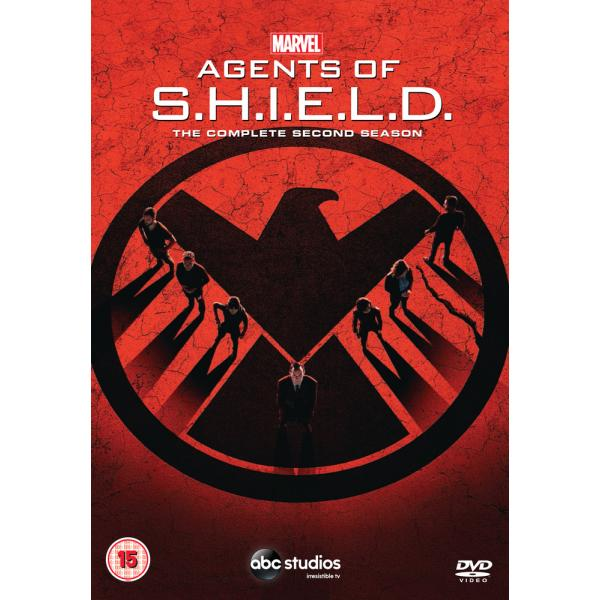 Marvels Agents Of S.H.I.E.L.D Season 2 DVD