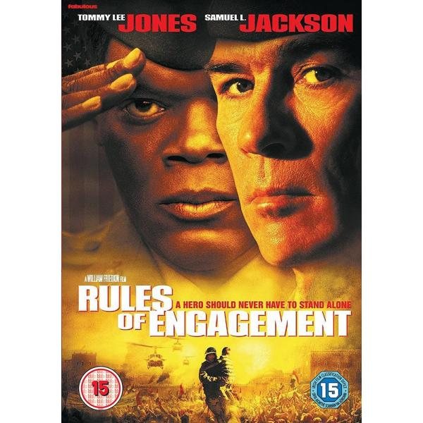 Rules Of Engagement DVD
