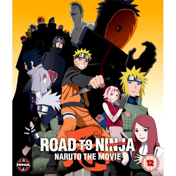 Naruto Shippuden Movie - Road To Ninja Blu-Ray