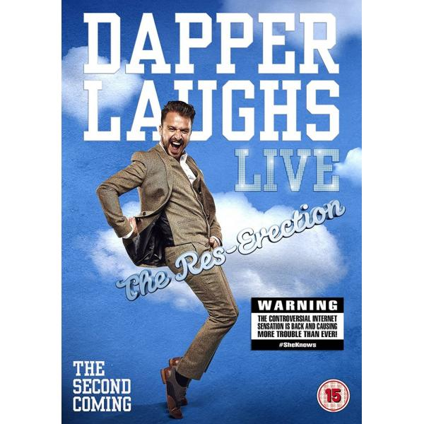 Dapper Laughs Res-Erection DVD